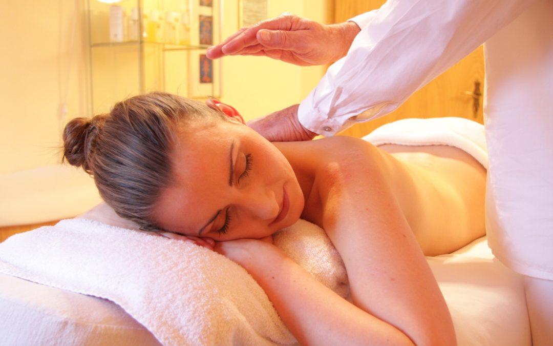 Klassische Wellness Ganzkörpermassage